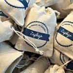 Eponge bébé Zephyr®, éponge de mer naturelle pour la toilette de bébé (5-8cm) - Eponge de bain végétale et lavable pour bébé de la marque Zephyr image 4 produit