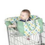 Eternitry Chaises Hautes de bébé Coussin Enfants Portable Panier Panier Pad Toddler 2 en 1 Voyage Universal Fitting Trolley Cover Sac Pliable de la marque Eternitry image 1 produit