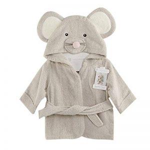 Fancyus unisexe bébé bébé coton capuche peignoir serviette de bain de la marque Fancyus image 0 produit