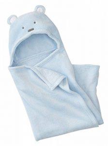 Feelme Robe de Chambre Polaire Enfant Peignoir Sortie de Bain à Capuche Animaux pour Bébé Cape de Bain Flanelle Microfibre de la marque Feelme image 0 produit