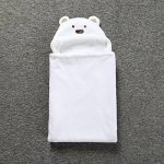 Feelme Robe de Chambre Polaire Enfant Peignoir Sortie de Bain à Capuche Animaux pour Bébé Cape de Bain Flanelle Microfibre de la marque Feelme image 3 produit
