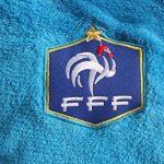 feetoo] Equipe de Football Brodé Garçon Peignoir de Bain Robe de Nuit Enfants de la marque FEETOO image 1 produit
