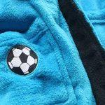 feetoo] Equipe de Football Brodé Garçon Peignoir de Bain Robe de Nuit Enfants de la marque FEETOO image 2 produit