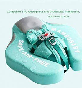Feiq Bébé Anneau de Natation 0-6 Mois Pas Gonflable Piscine Jouet Flottant Tissu 3D Baignoire Piscines, Swim Trainer de la marque Feiq image 0 produit