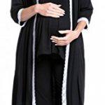 Femme Chemise Nuit/Peignoir/Pyjamas Grossesse Vendue SÉPARÉMENT. 591p de la marque HAPPY+MAMA image 3 produit