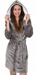 femmes corail polaire super doux chaude Costume capuche de la marque Loungeable-Boutique image 0 produit