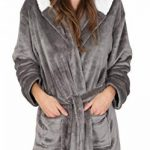 femmes corail polaire super doux chaude Costume capuche de la marque Loungeable-Boutique image 1 produit