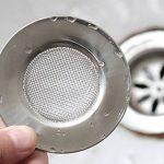 Filtres à évier en acier inoxydable Un ensemble de deux pieces (7.7 CM) de la marque LBTrading image 4 produit