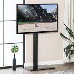 FITUEYES Meuble TV avec Support Pied Télé Pivotant Cantilever pour Ecran de 32 à 65 Pouce LED LCD Plasma TT107501MB de la marque FITUEYES image 2 produit