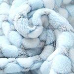 Florentina Robe de Chambre en Polaire Doux à Capuche de la marque Florentina image 3 produit