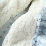 Florentina Robe de Chambre en Polaire Doux à Capuche de la marque Florentina image 4 produit