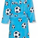 Football Fleece Peignoir Garçon de la marque Playshoes image 1 produit