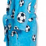 Football Fleece Peignoir Garçon de la marque Playshoes image 3 produit