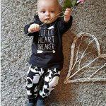 FRYS Ensemble Bebe Garcon Hiver Vetement bébé garçon Naissance Printemps Pas Cher Manteau Pyjama garçon Manche Longue Chemise Blouse Haut Top Sweatshirt t Shirt + Pantalons de la marque FRYS image 1 produit