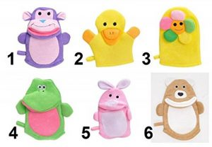 gant de toilette animaux TOP 8 image 0 produit