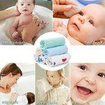 gant de toilette bébé bio TOP 12 image 3 produit