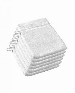 gant de toilette coton bio TOP 1 image 0 produit