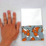 Gant de toilette pour enfant - Bain se laver seul - Douche - Mitaine de bain - Tissu au choix de la marque N/D image 1 produit