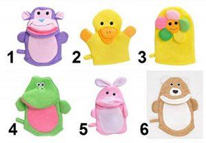 gant de toilette pour enfant TOP 6 image 0 produit