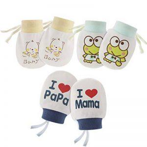 gants bébé naissance TOP 9 image 0 produit