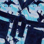 Garçons Dinosaure Camo Toison Robe de Chambre de la marque 4Kidz image 1 produit