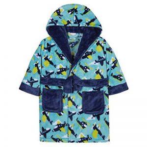 Garçons Nouveauté Imprimé Robes de Chambre Peignoir 2-6 Ans de la marque Minikidz image 0 produit