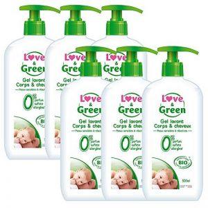 gel cheveux bio pour bébé TOP 12 image 0 produit