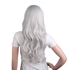 GKGKLA Longue Ondulée Or Bleu Noir Marron 13 Couleurs Perruques pour Femmes Résistant À La Chaleur Costume Parti Cosplay Perruque Cheveux Synthétiques de la marque GKGKLA image 0 produit