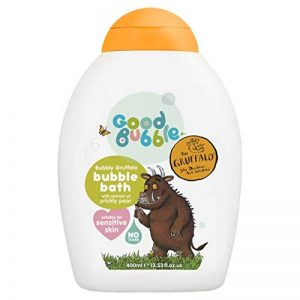 Good Bubble Gruffalo Bain à bulles avec extrait de poire de la marque Good-Bubble image 0 produit