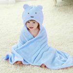 grande serviette de bain bébé TOP 1 image 1 produit