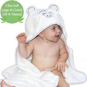 grande serviette de bain bébé TOP 3 image 0 produit