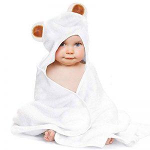 grande serviette de bain bébé TOP 8 image 0 produit