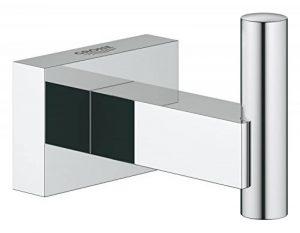 GROHE Patère Murale Essentials Cube, chromé, 40511001 (Import Allemagne) de la marque GROHE image 0 produit