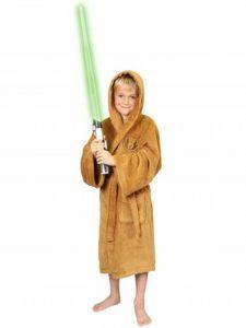 Groovy Uk Peignoir Star Wars/Yoda Junior Taille L (10/12 ans) de la marque Groovy Uk image 0 produit