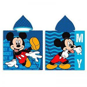 GUIZMAX Poncho de Bain Capuche Mickey Mouse Cape pour Enfant de la marque GUIZMAX image 0 produit