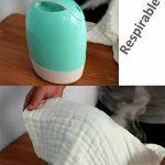 Hmlike Ensemble de 6 débarbouillettes de bain pour bébé, Lingettes réutilisables en coton biologique naturel, Gant de toilette en mousseline pour peau sensible de la marque Hmlike image 3 produit