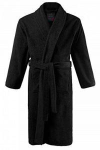 Homme Grandes Tailles Peignoir éponge col châle Tissu en Coton 702388 de la marque JP1880 image 0 produit