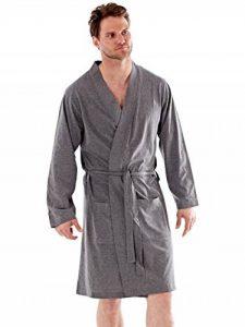 Hommes Robe De Chambre Lighweight 100% Coton Pur Jersey Été de la marque Harvey James image 0 produit