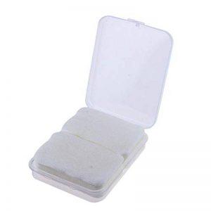 Homyl 900Pcs Coton à Démaquiller Tampons De Coton Compressés Maquillage Cosmétique Nettoyant Facial et étui Rangement de la marque Homyl image 0 produit