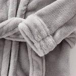 IEUUMLER Bébé Garçon Peignoir Sortie De Bain à Capuche Pour Enfants Serviette de Bain Vêtements de Nuit Pyjamas 0-6 Ans IE002 (Height:80-90CM(110)) de la marque IEUUMLER image 4 produit