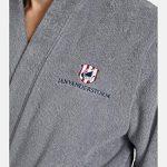Jan Vanderstorm Herren Peignoir de Bain Janning de la marque Jan-Vanderstorm image 4 produit