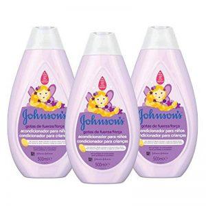 Johnson's Baby Après-shampooing pour enfants cheveux - 3 x 500 ml de la marque Johnsons image 0 produit