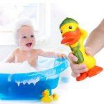 Jouets Enfant Cadeaux d'enfants de pistolet d'eau de canard sensible à la température mignon de jouets de bain de bébé de la marque Yangmg image 1 produit