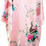 Kimono Robe Longue 16 Couleurs Premium Paon Demoiselle d'Honneur Nuptiale Womens Cadeau de la marque CCcollections image 2 produit
