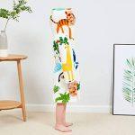 KUKICAT Peignoir Unisexe à Capuche Enfant, Modélisation Animale Mignon Dentelle Impression Serviette de Bain Pyjama Hooded Sleepwear de la marque KUKICAT image 4 produit