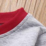 KUKICAT Pyjamas Enfant Service à Domicile à Col Rond, Motif de Voiture de Bande Dessinée + Pantalon Rayé Deux Pièces Sleepwear de la marque KUKICAT image 3 produit