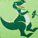 KUKICAT Pyjamas Enfants Impression Costume de Service à Domicile, Coton La Mode Dinosaure à Manches Longues Pantalon T-Shirt Deux Pièces Sleepwear de la marque KUKICAT image 3 produit