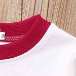 KUKICAT Pyjamas Enfants Service à Domicile Imprimé, Pantalon Deux Pièces à Manches Longues en Coton à Col Rond et à Motif D'oiseau Sleepwear de la marque KUKICAT image 1 produit