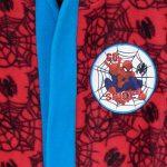 l'homme Araignée - Robe de Chambre Garçon de la marque Spiderman image 1 produit