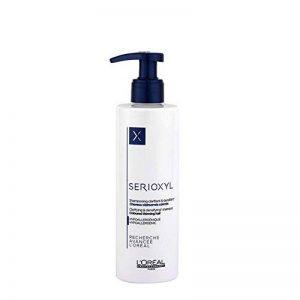 L'Oréal Professionnel Serioxyl Shampooing Clarifying & Densifying pour cheveux colorés, fins, hypoallergéniques, 280 g de la marque LOréal-Paris image 0 produit